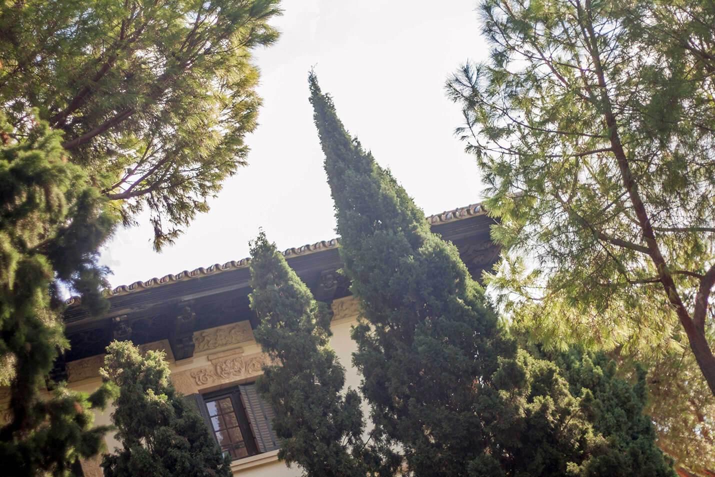 Edificio del Colegio de Arquitectos de Málaga