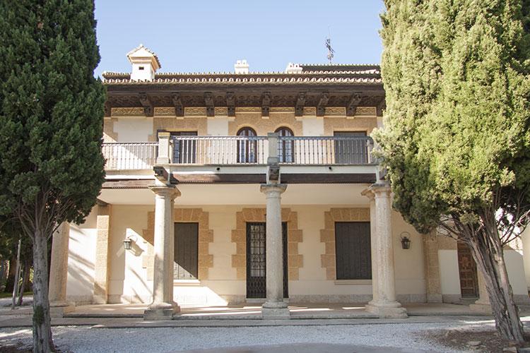 Edificio principal Colegio de Arquitectos